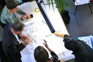 Traitement de l'étanchéité à l'air et de l'isolation des parois : solutions pour les architectes