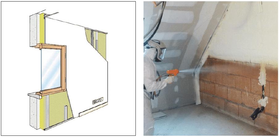 Étanchéité à l'air et isolation thermique – ISOTRIE 340.