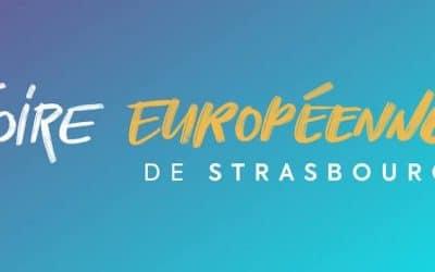 Venez nous rencontrer à la foire Européenne de Strasbourg